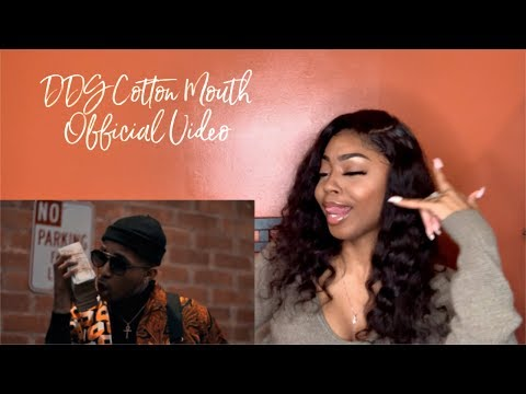 DDG COTTONMOUTH OFFICIAL MUSIC VIDEO REACTION🤯
