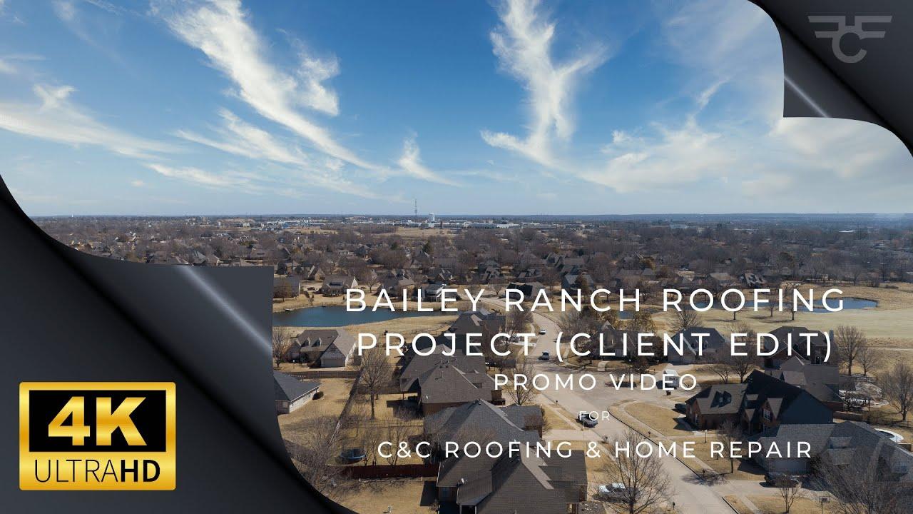C & C Roofing & Home Repair - Johnson Project - Bailey Ranch Owasso - Client Edit (4K)