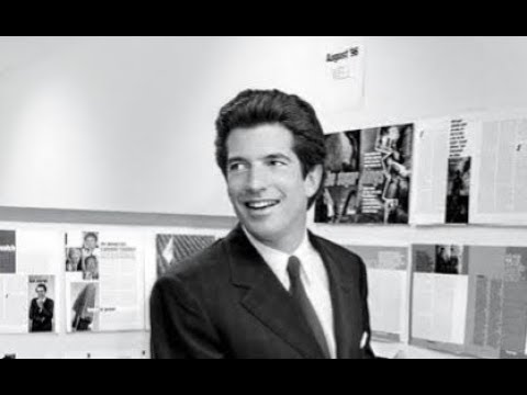 John F. Kennedy Jr. - Face Transformation | #wahyoutube