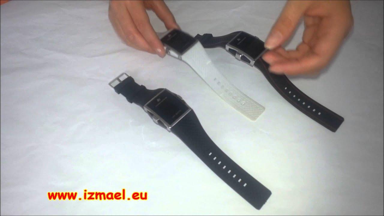 LED hodinky INTERCREW - www.IZMAEL.eu - YouTube 5e3d9f8573b