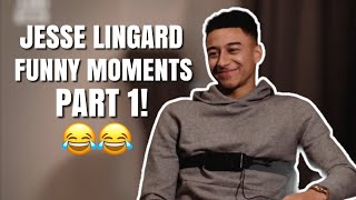 Jesse Lingard Best / Funny Moments
