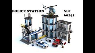 LEGO POLICE STATION 60141 LDD