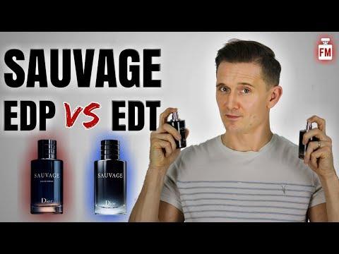 Dior Sauvage Eau de Parfum Review | Sauvage EDP vs EDT