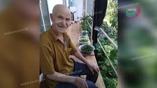 Абидав Шарипаев победил коронавирус в 90 лет