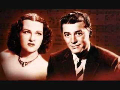 Jo Stafford and Gordon MacRae - Bluebird of Happiness (1948)