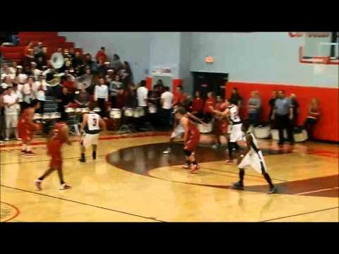 Boys Basketball Vandercook Lake HS (Jackson MI) at Michigan Center (MI)