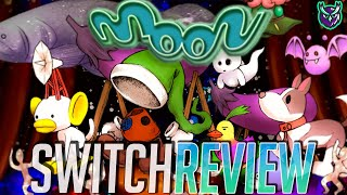Moon Nintendo Switch Review - Legendary Cult Classic now in ENGLISH! (Video Game Video Review)
