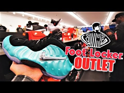 d249fd3e330 FOOT LOCKER OUTLET SNEAKER SHOPPING! SO MANY DEALS!
