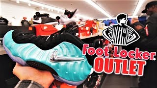 FOOT LOCKER OUTLET SNEAKER SHOPPING! SO MANY DEALS!