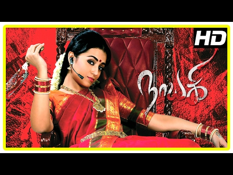 Nayaki Tamil Movie Scenes | Sushma learns...
