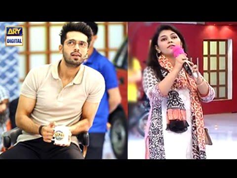 Ravishing Performance in Jeeto Pakistan - Har Zulm Tera Yaad Hai