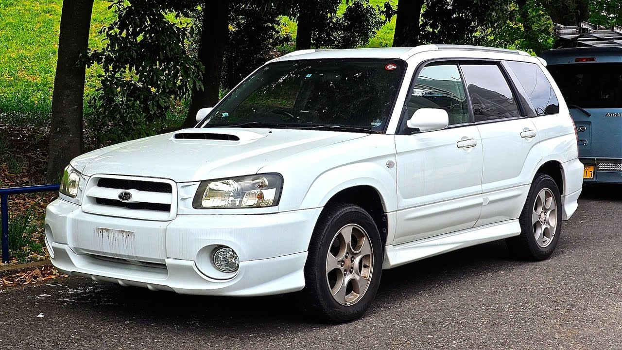 2002 Subaru Forester >> 2002 Subaru Forester Turbo SG5 - Japan Auction Purchase Review - YouTube