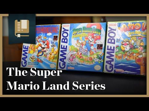 The Super Mario Land Series | Gaming Historian