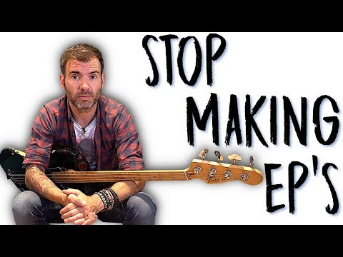MUSICIANS - STOP MAKING EP'S