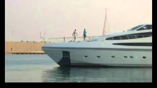 A Roccella Jonica uno Yacht di 40 metri dalla Grecia
