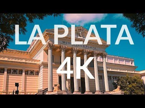 La Plata, Argentina (4K)