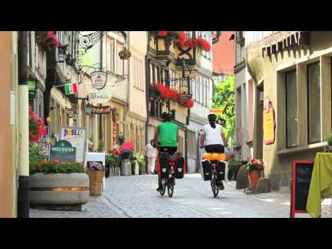 A Short Tour Of Bad Wimpfen Germany