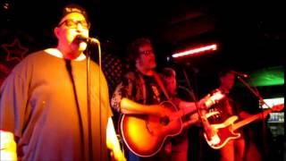 """PAT DINIZIO w/ Kenny Howes & Nine Times Blue """"BLOOD AND ROSES"""" Star Bar 2015"""