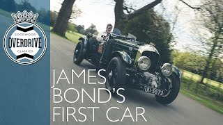 James Bond's first car: Supercharged Birkin Blower Bentley
