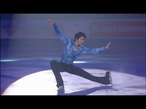 Юдзуру Ханю. Показательные выступления. Skate Canada. Гран-при по фигурному катанию 2019/20