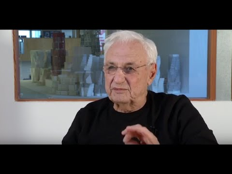 Frank Gehry Oral History: Part 1 of 2