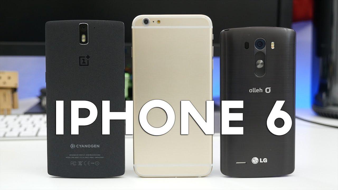 iphone 6 5.5 vs 4.7