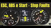 VW Golf ABS sensor replacement / VW Golf ABS fault code