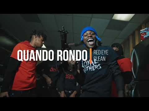 |Visualizer| (Best Version Radio EDIT) Quando Rondo – Red Eye Clean