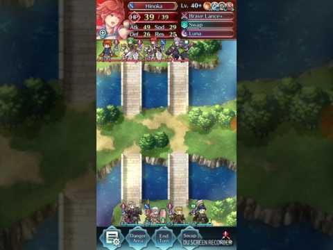Fire Emblem Heroes -Armor Emblem vs Fliers