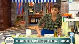Buñuelos de acelga