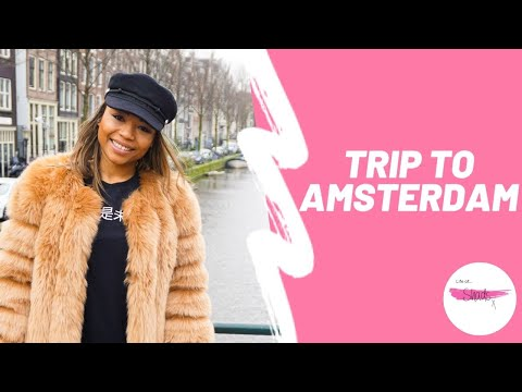 Amsterdam Vlog | Double Couple Trip | Holland