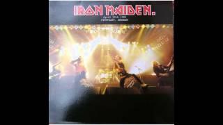Iron Maiden - Run To The Hills (Live @ Stuttgart 1982)