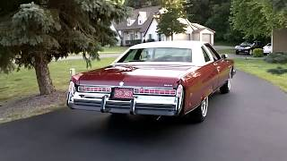 1975 Buick Electra limited   SOLD