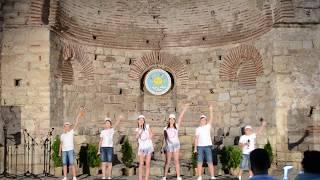 «Солнце-радость-красота» 2018. Болгария, г. Несебр.