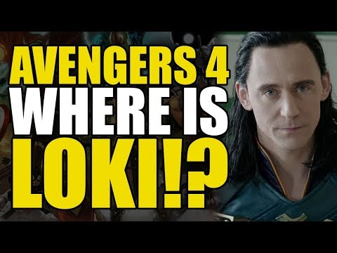 Avengers 4: Your Loki Theory