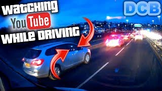 📸 UK Dash Cam | WATCHING VIDEO WHILE DRIVING??? IDIOT DRIVERS #19 [Truck Cam] 🚚