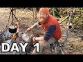 Download Into The Wild Day 1 Of 30 Day Survival Challenge Texas