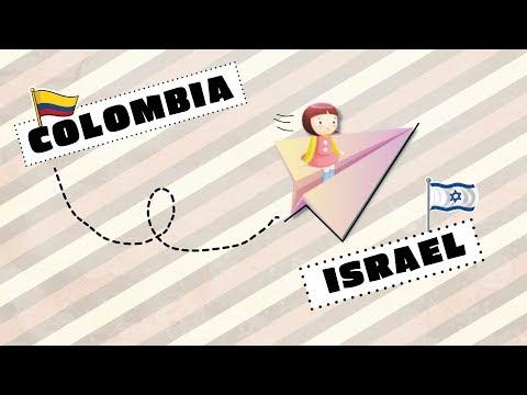 #StoryTime Mi Viaje De Colombia A Israel