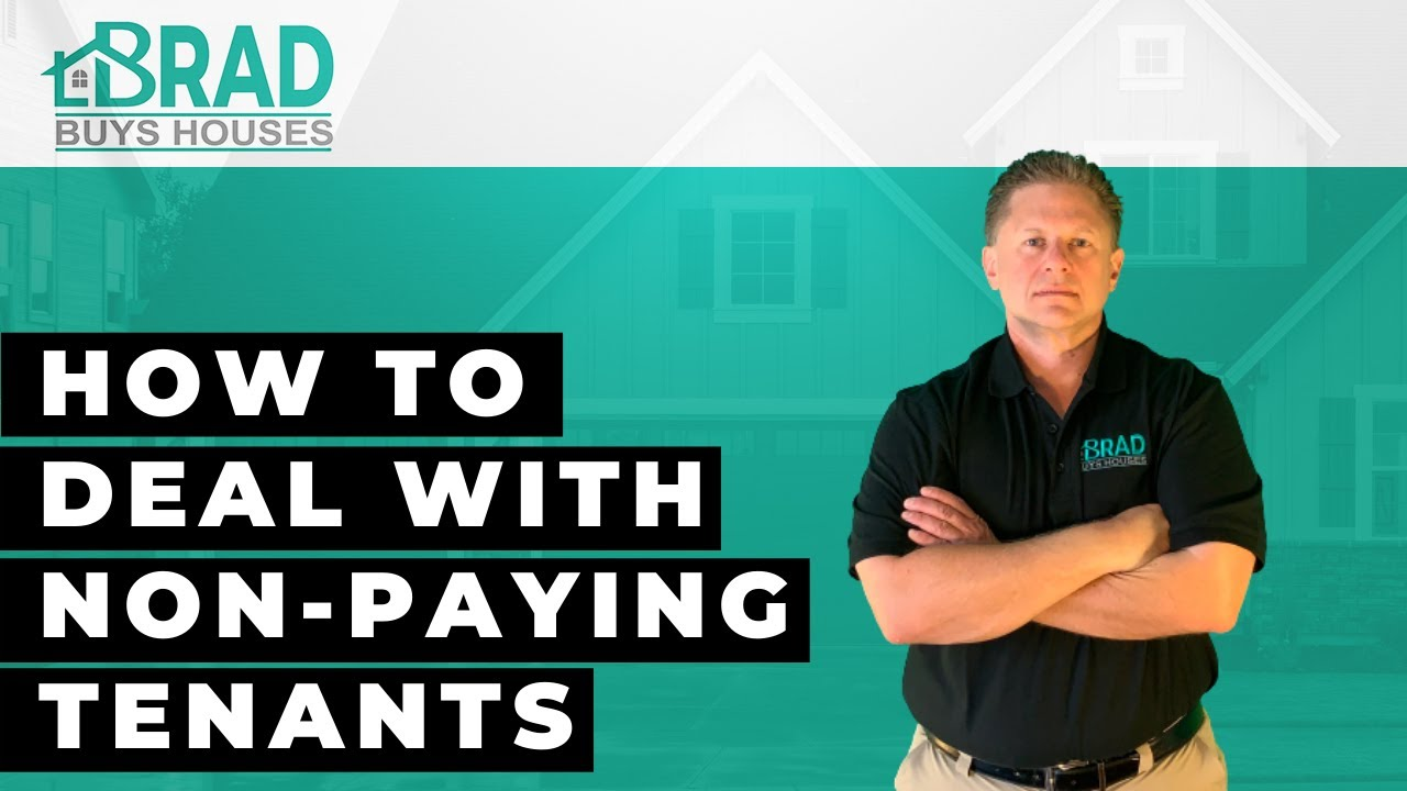 Tired Landlord? Here are Tips for Dealing with Non-paying Tenants