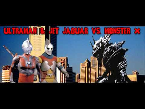 The Committee Reads - Match 25: Ultraman and Jet Jaguar vs. Monster X