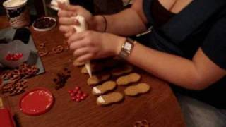 How To Make Reindeer Cookies: Instructional Video
