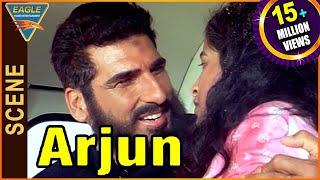 Arjun (Vijayendra Varma) Movie    Mukesh Rishi -  Indian Army Best Scene   Balakrishna, Laya   Eagle