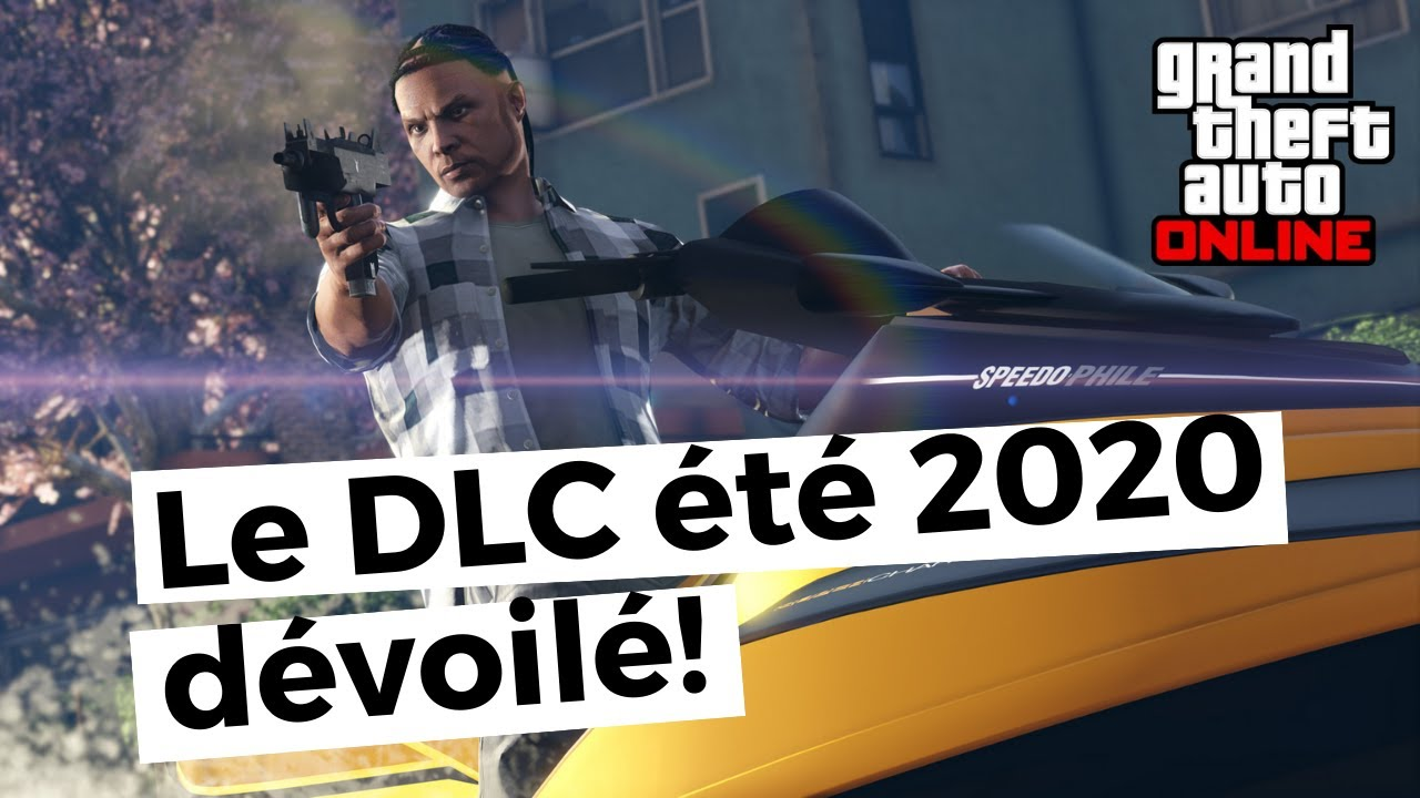 Le contenu du nouveau DLC été 2020 sur GTA Online enfin dévoilé!