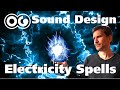 Electricity Spells Sound Effects !!!