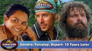 Survivor Pearl Islands 10 Years Later with Sandra Diaz Twine, Jonny Fairplay & Rupert Boneham