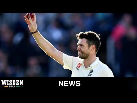 James Anderson becomes the sixth member of Test cricket's 500-wicket club | Wisden India