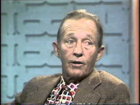 Bing Crosby interview - Today - Thames Television