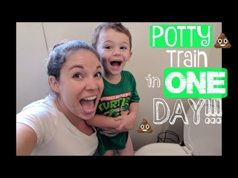 FAST POTTY TRAINING!! | NO More Diapers!!