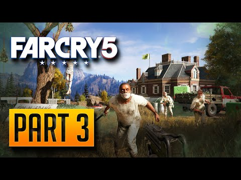 Far Cry 5 - Walkthrough Part 3: Patriot (CO-OP Hard) from YouTube · Duration:  35 minutes 15 seconds