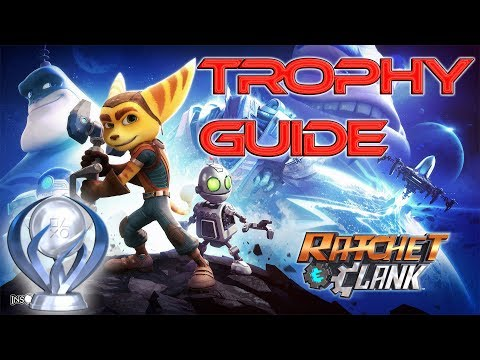 Ratchet and Clank Remake (PS4) - That Sinking Feeling Trophy Guide